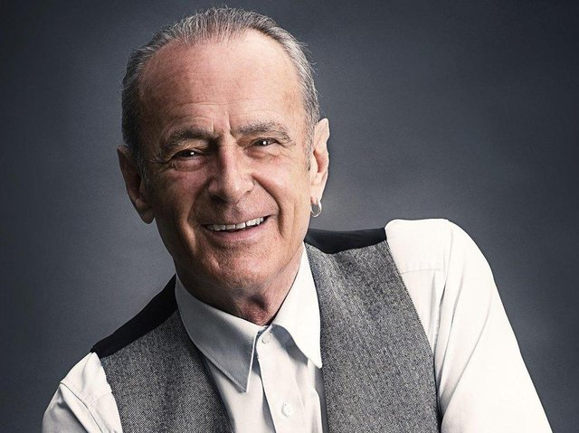 Francis Rossi tours to Chesterfield's Pomegranate Theatre on July 30, 2021.