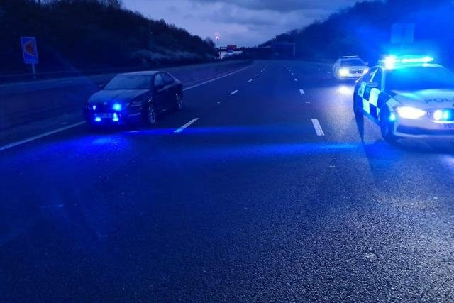 Two people died in a collision on the M1 between J30 and J31 near Worksop last night