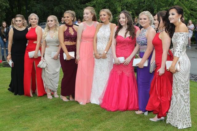 Tupton Hall School prom