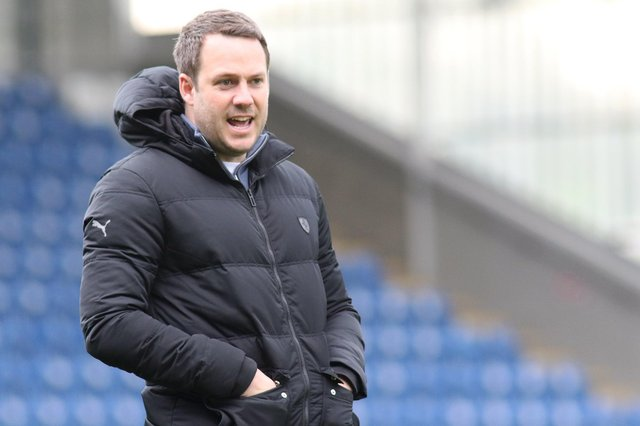 Spireites boss James Rowe is looking forward to fans returning on Saturday.