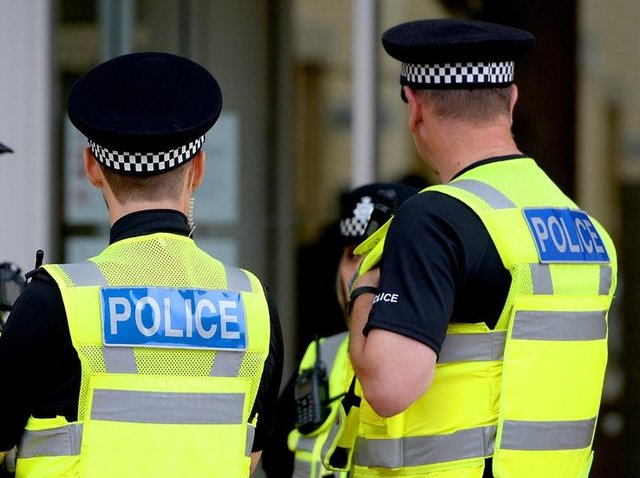 Police are investigating the distraction burglary in Matlock
