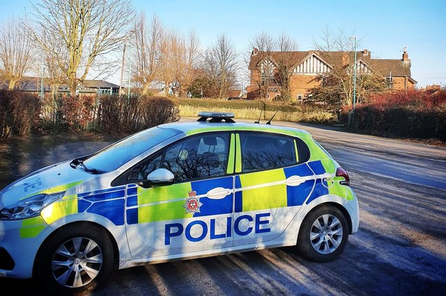 Police in Shirebrook have warned people to stick by Covid-19 rules after they handed out fines over the weekend.