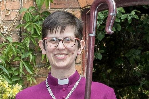 The Right Rev Libby Lane, Bishop of Derby