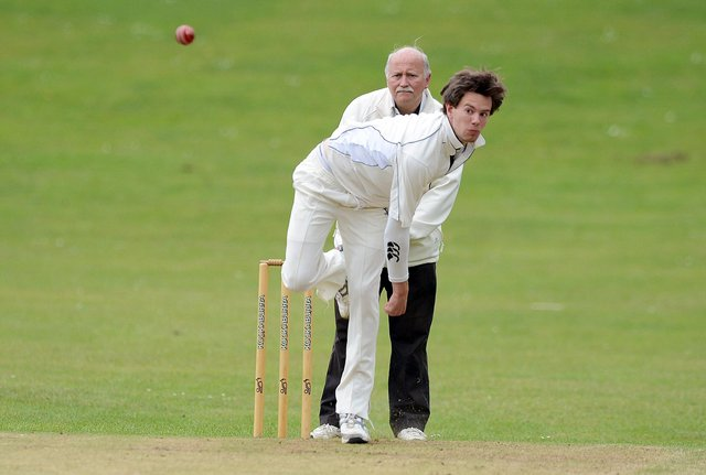 Ed Lander has been pleased with the progress being made at Matlock and Cromford Meadows CC.
