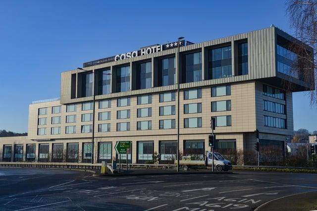 Casa Hotel, Chesterfield