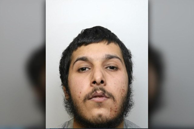 Adeel Hussain has been jailed for two years