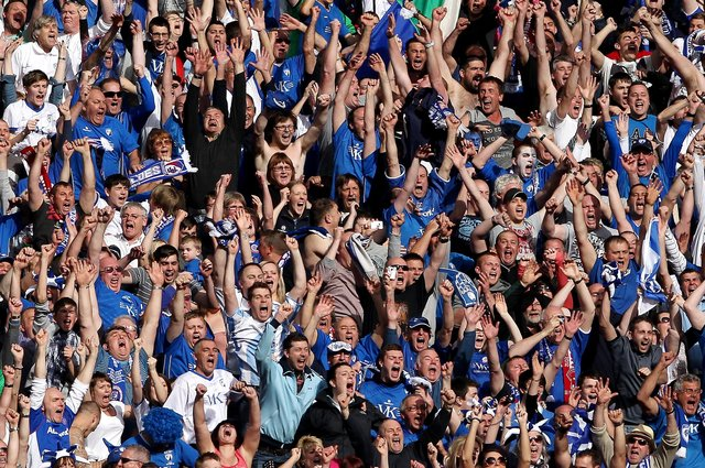 Chesterfield fans will able to attend this season's play-off final if the Spireites qualify for it.