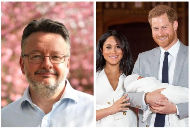 Councillor Barry Lewis, Derbyshire County Council's leader, has spoken following Oprah Winfrey's interview with the Duke and Duchess of Sussex (their picture was taken by Dominic Lipinski/AFP/Getty Images).