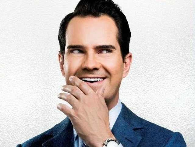 Jimmy Carr will perform at Sheffield City Hall in March and December 2022.