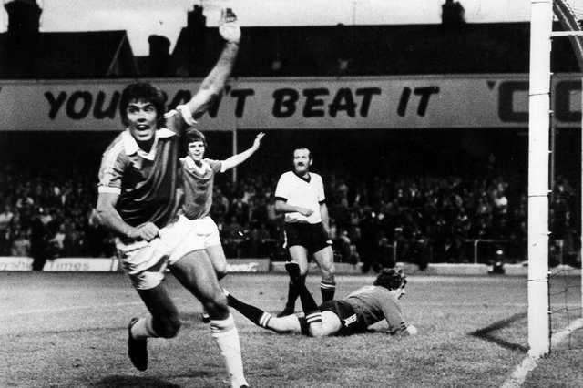Ernie Moss is Chesterfield's record goalscorer.
