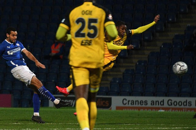 Curtis Weston has been named Chesterfield's club captain after signing a new contract until the end of next season.