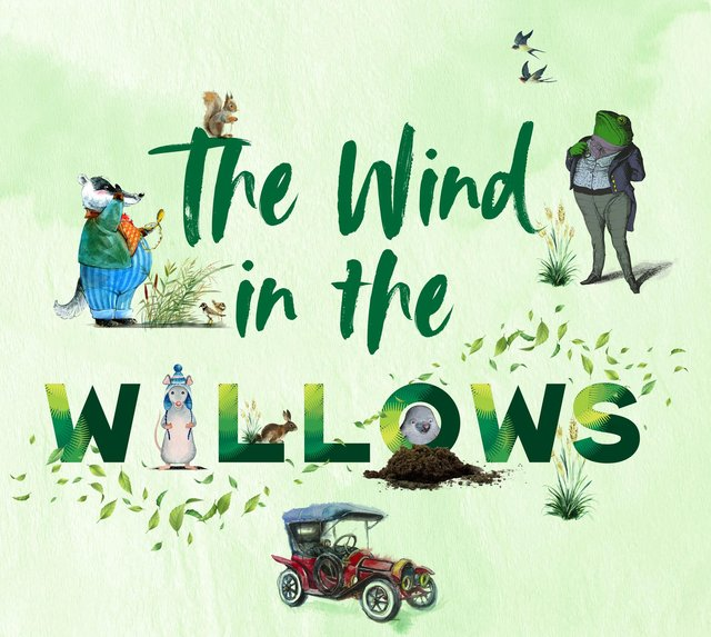 The Wind in the Willows will be staged in Derby market place this summer.