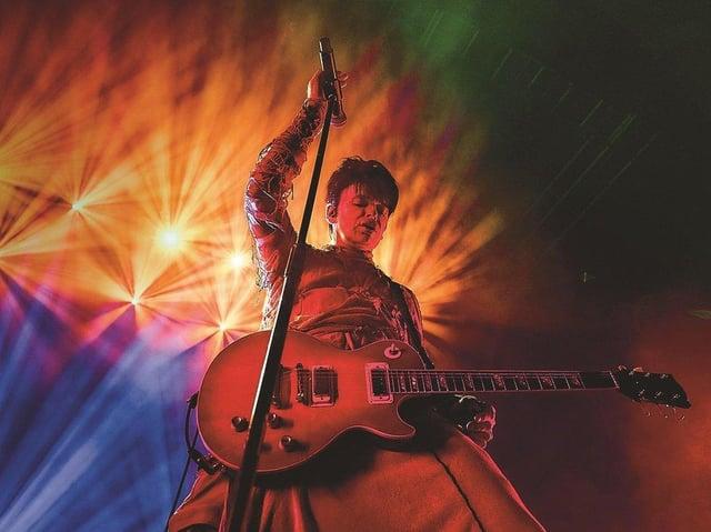 Gary Numan will perform in Nottingham and Sheffield in 2022. Photo by Joeri Peeters.
