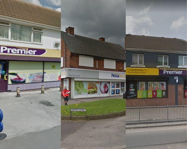 Workers and managers at corner shops around the town told Derbyshire Times how abusive shoppers had thrown foul-mouthed rants at them