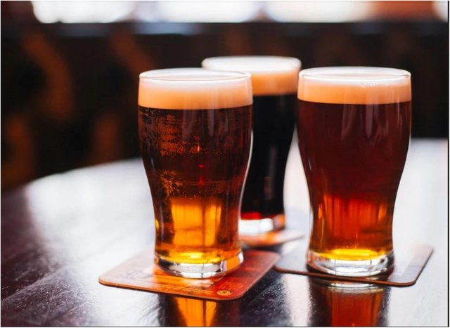 Millions of pints of beer are set to go to waste.
