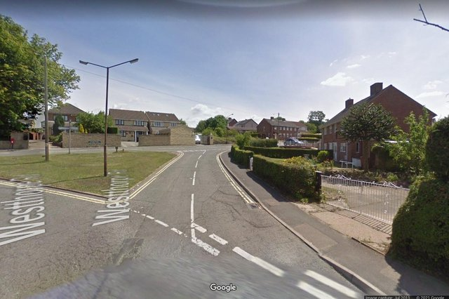 The man was found injured at the junction of Westthorpe Road and Upperthorpe Road, Killamarsh.