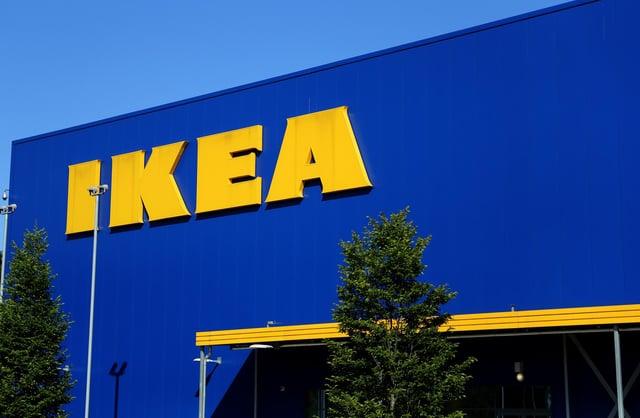 An Ikea store. (Photo by Warren Little/Getty Images)