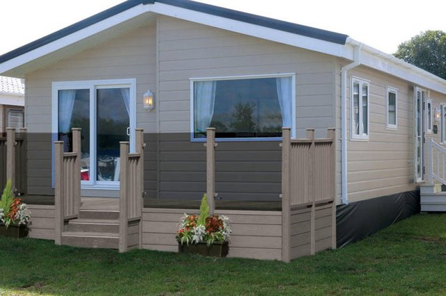 Included in Manor House Holiday Park's guaranteed return is six weeks for owners to enjoy their holiday home for themselves