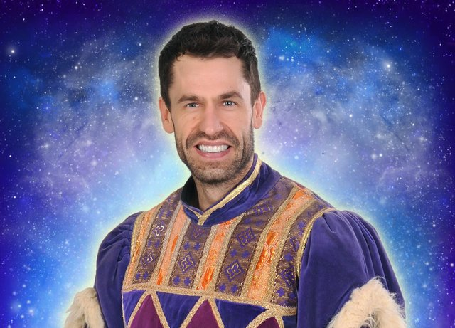 Kelvin Fletcher will play a prince in Sleeping Beauty at Sheffield Lyceum.