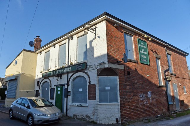 A planning application has been submitted seeking to convert the closed The Devonshire pub into a convenience store.
